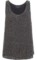 French connection Sunspark Vest Top - Lyst