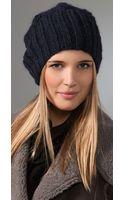Eugenia Kim Jill Slouchy Knit Cap - Lyst