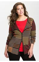 Nic + Zoe Color Field Cardigan - Lyst