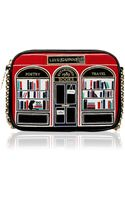 Lulu Guinness Black Book Shop Small Emily - Lyst