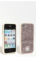 Tory Burch Dunraven Soft Shell Iphone 4 4s Case - Lyst