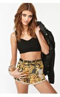 Nasty Gal Outrageous Fortune Cutoff Shorts - Lyst