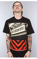 Obey The Subway Sign Basic Tee - Lyst