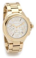 Michael Kors Layton Glitz Chronograph Watch - Lyst