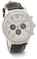 Michael Kors Layton Glitz Watch - Lyst