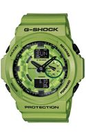 G-shock Analog Digital Green Resin Strap Watch  - Lyst