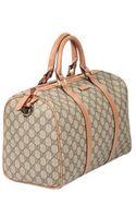 Gucci Joy Gg Plus Medium Bowling Bag - Lyst