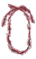 Lanvin Beaded Material Necklace - Lyst