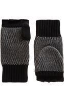 Rag & Bone Fingerless Gloves - Lyst