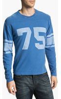 Red Jacket American Needle Deacon Jones Bulldog Long Sleeve Tshirt - Lyst