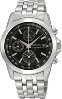Seiko Chronograph Stainless Steel Bracelet Watch  - Lyst