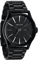 Nixon Sentry Bracelet Watch - Lyst