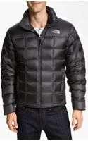 The North Face Thunder 800 Down Fill Puffer Jacket - Lyst