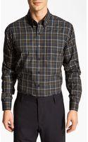 Cutter & Buck Cypress Check Sport Shirt - Lyst