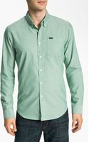 RVCA Thatll Do Oxford Shirt - Lyst