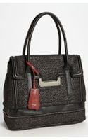 Diane Von Furstenberg New Harper Laurel Tweed Shoulder Bag - Lyst
