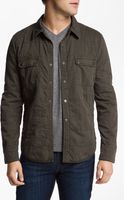 7 For All Mankind Quilted Jacket - Lyst