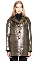 Tory Burch Brandy Coat - Lyst