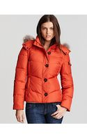 Marc New York Down Jackettovest with Detachable Hood - Lyst