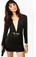 Nasty Gal Valiant Dress - Lyst