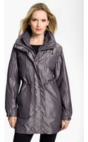 Gallery Anorak with Detachable Liner - Lyst