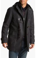 Allegri Wool Blend Caban Coat - Lyst