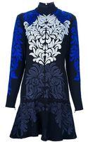 Stella McCartney Long Sleeved Dress - Lyst