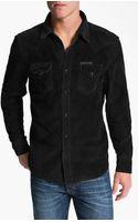 Diesel Svarog Corduroy Shirt - Lyst