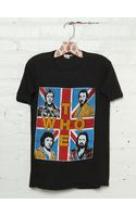 Free People 'Vintage The Who' Tee - Lyst
