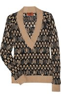 Missoni Asya Wool Blend Sweater - Lyst