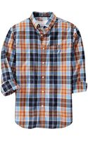 Old Navy Everyday Classic Regular Fit Shirts - Lyst
