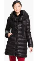 Tahari Olivia Packable Down Walking Coat - Lyst
