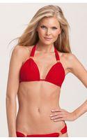Vix Bia Logo Bikini Top - Lyst