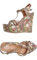 Jeffrey Campbell Wedge - Lyst