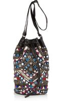 Antik Batik Orelia Embellished Shoulder Bag - Lyst