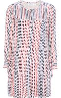 Etoile Isabel Marant Starry Print Dress - Lyst