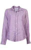 Frank And Eileen Striped Button Down Shirt - Lyst