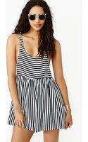 Nasty Gal Winona Stripe Dress - Lyst