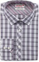 Ted Baker Dearlov Check Dress Shirt - Lyst