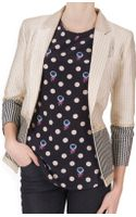 Elizabeth And James Hazel Blazer - Lyst