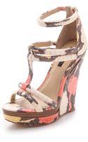 Rachel Zoe Katia Platform Sandals - Lyst