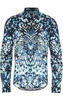 McQ by Alexander McQueen Print Shirt - Lyst