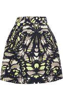 McQ by Alexander McQueen Printed Skirt - Lyst