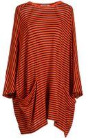 Jil Sander Long Sleeve Sweaters - Lyst