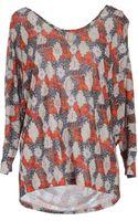 Joie Short Sleeve Sweaters - Lyst