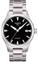 Tissot  Black Automatic Classic Watch - Lyst