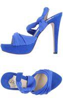 Chon Platform Sandals - Lyst