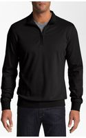Robert Barakett Georgia Half Zip Sweater - Lyst