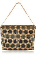 Marni Printed Leather Shoulder Bag - Lyst