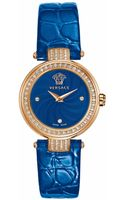 Versace Mystique Diamond Dial Watch - Lyst